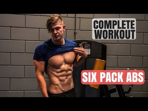 Building Six Pack Abs – Full Workout Routine