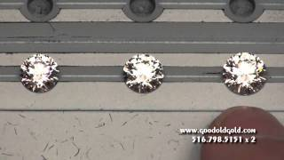 Repeat youtube video Comparing Round Brilliant Cuts from .84 - 1.32ct