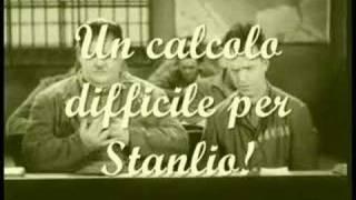 """Stanlio e Ollio al giro d'Italia"" - raro trailer del 1953"