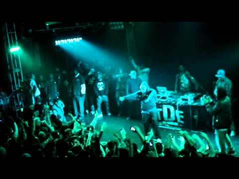 Brand New Guy Live @ Los Angeles - ASAP Rocky ft. Schoolboy Q