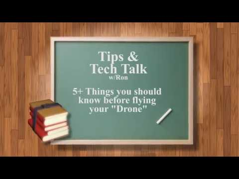 Licensed Drone Pilot in West Palm Beach, FL Gives 5 Tips
