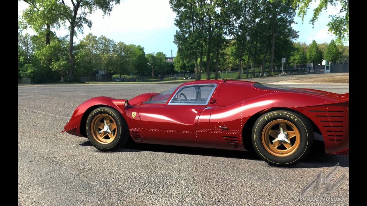 Ferrari 330 P4 - YouTube