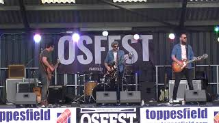 Andy Crowe & The Eisen Brothers - Cold Fame (Live at Osfest 2017)