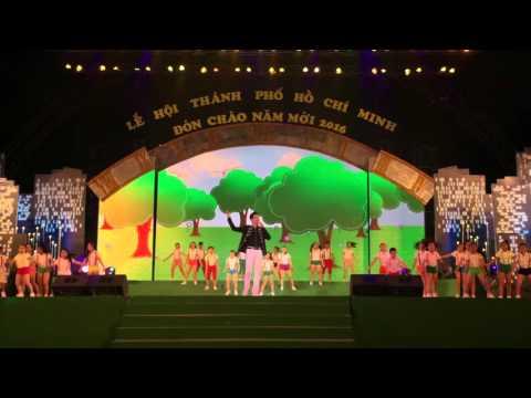 Cuộc sống tươi đẹp - Nguyễn Phi Hùng và các bé Vd ABC Kid