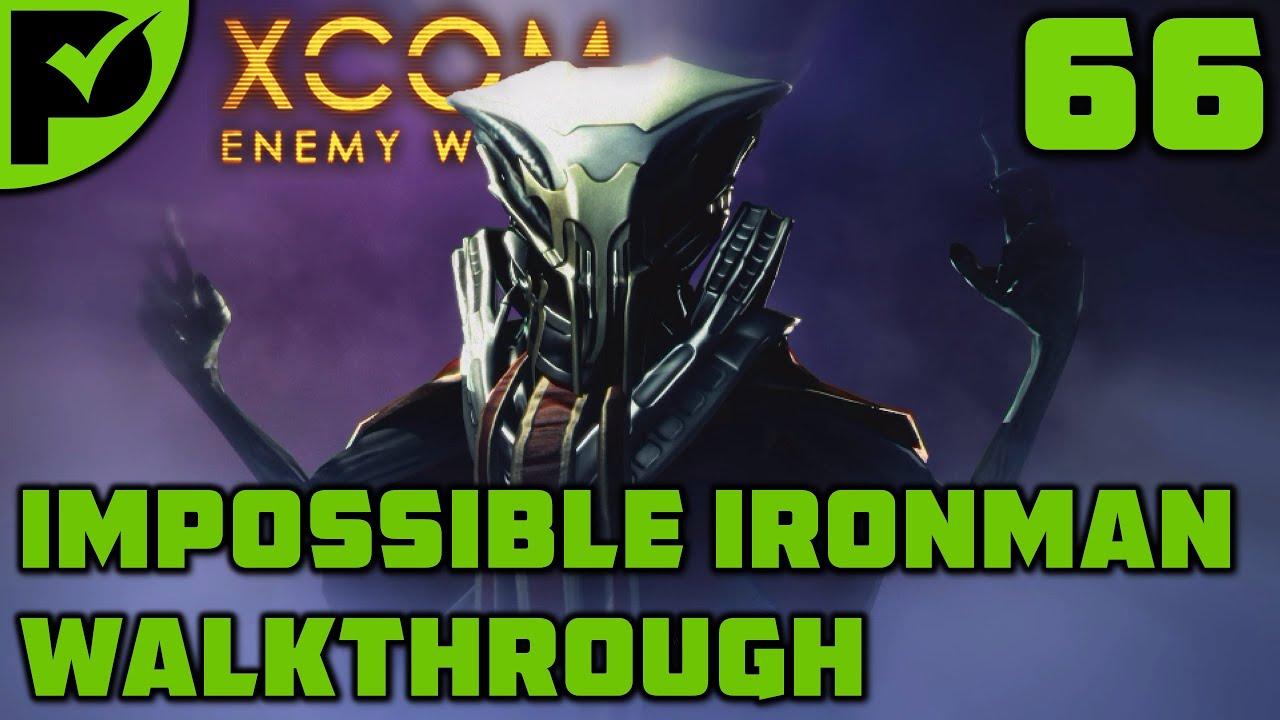 Temple Ship Assault - XCOM Enemy Within Walkthrough Ep. 66 [XCOM Enemy Within Impossible Ironman]