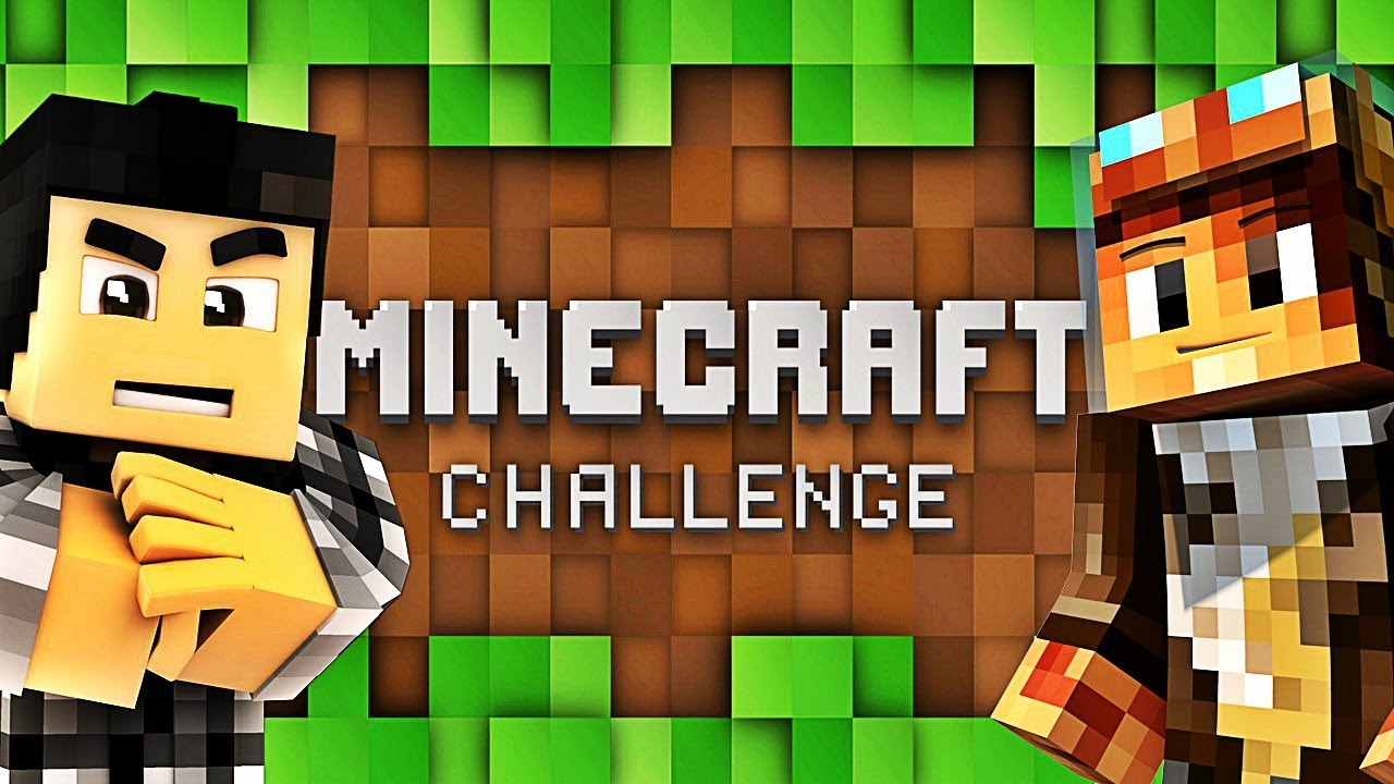 MINECRAFT CHALLENGE ! Furious Jumper VS Oxilac !!