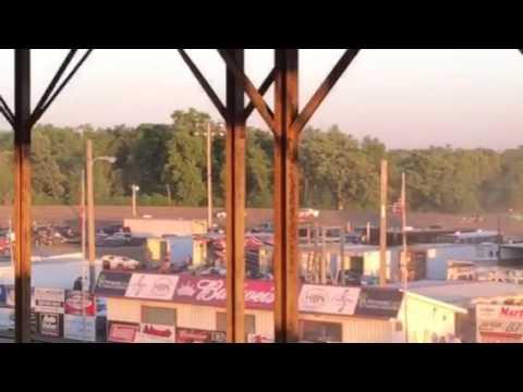 7W Purestock Feature 6-3-17 Viking Speedway Part 3