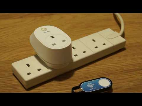 IoT smart plug controlled by AWS IoT button | Devpost