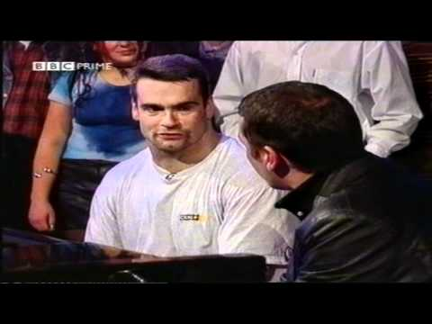 Rollins Band (Later With Jools Holland 1997) [02]. Interview Henry