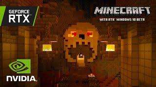 Realiza un Egg Hunt en #Minecraft con #RTXOn