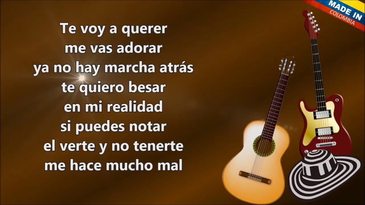 Transforma Mi Mundo - Nico Pineda Letra | Vallenato Colombia