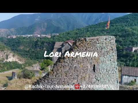 Монастырь и крепость Ахтала (Х -ХIIIв.)Ախթալա  (Լոռի)