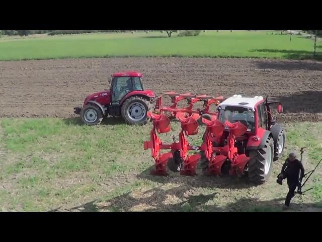демо ролик TYM трактор