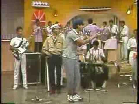 FERNANDO VILLALONA video 1985  Hablame Mi Vida