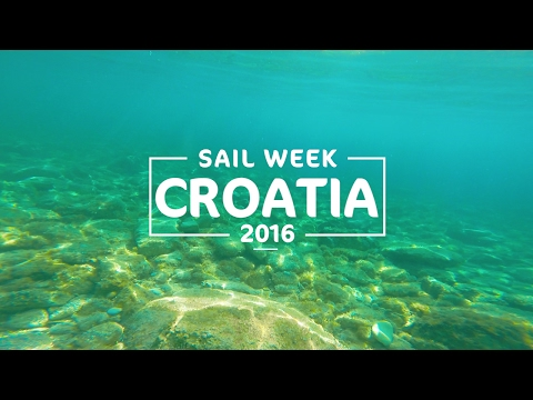 Sail Week Croatia Yacht Week  Travel Film