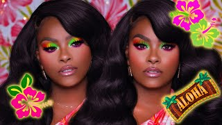 Tropical Vibes Glam Video