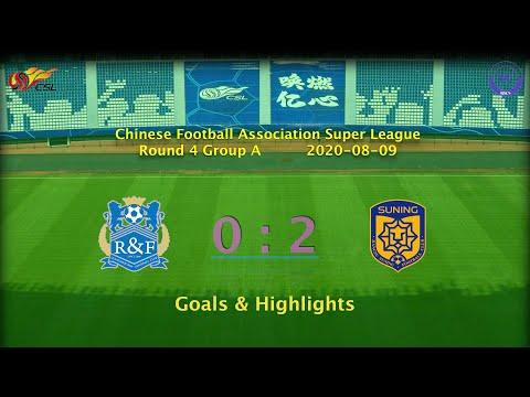 Guangzhou R&F Jiangsu Suning Goals And Highlights