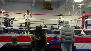 Marcus Boxing match