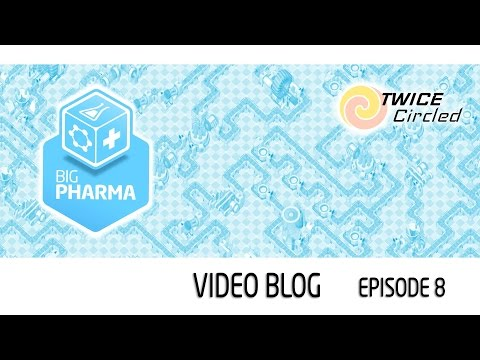Big Pharma Vlog #8 - Company tab, paint tool and more!