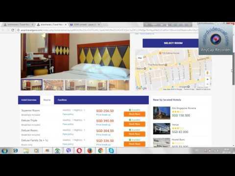 How To Book Hotel VIA B2B Agent Login