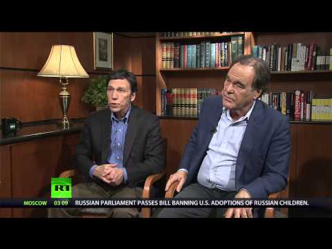 Oliver Stone: Obama a wolf in sheep's clothing