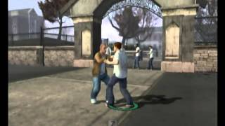 Bully: Scholarship Edition (Wii) - Intro and Gameplay