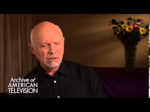 Hector Elizondo discusses working with David E. Kelley  EMMYTVLEGENDS.ORG