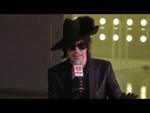 Tobias Forge from Ghost  iHeartRadio FULL INTERVIEW HQ 2018