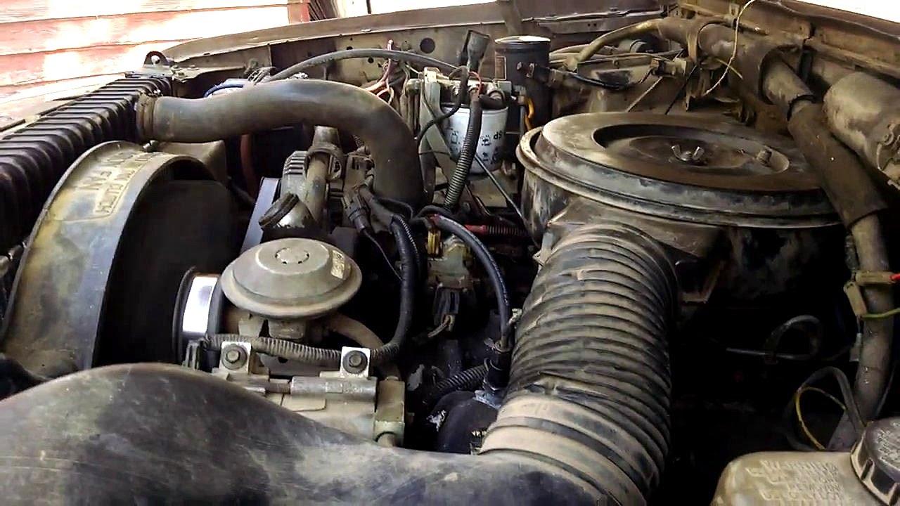 Ford F-250 Idi 1993 Diesel 7 3l Problem
