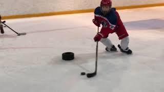 «Кораблик» обучение хоккеистов. Как научиться делать кораблик на коньках?