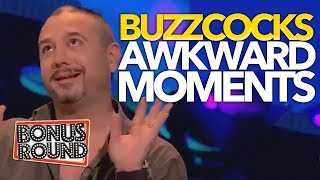 MOST AWKWARD GAMESHOW MOMENTS On Never Mind The Buzzcocks! Bonus Round