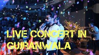 Ibrar ul Haq & BILAL SAEED  live concert at City Housing Gujranwala