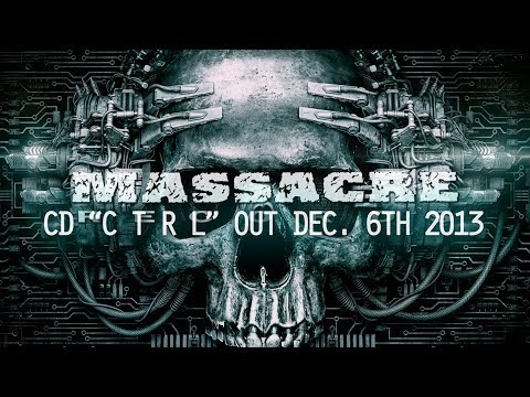 "MASTIC SCUM - ""C T R L"" Album-Teaser 2013 [Massacre Records]"