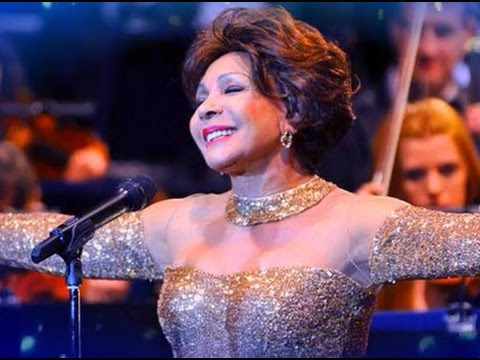 Shirley Bassey - ALL I Ask Of You (Phantom Of the Opera - 1993 Recording)