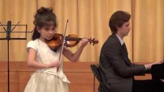 А. Вивальди Концерт соль-мажор 1 часть