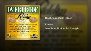 Caribbean Girls - Raw