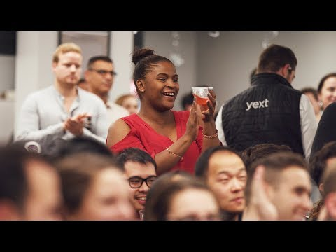 Yext Culture Series: Intersect Holiday Party + Talent Show