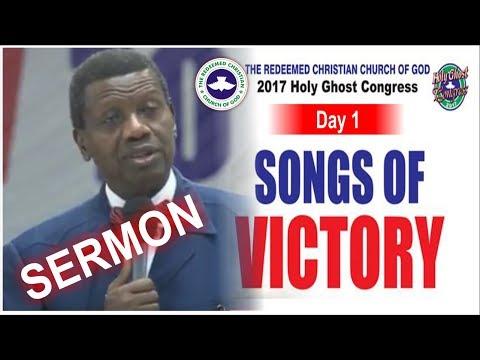 Pastor E.A Adeboye Sermon @ RCCG 2017 HOLY GHOST CONGRESS_ #Day1