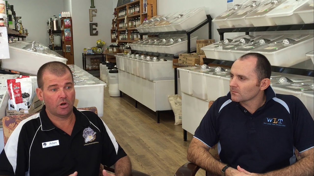 Video Feature: Daily Scoop at Majo's