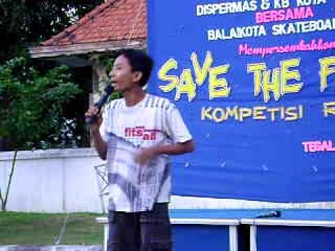 Opie - Balik Jakartanan TEGAL RAPER COMEDIAN