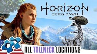 HORIZON ZERO DAWN  Hack All Tallneck