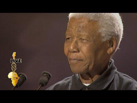 Nelson Mandela - Speech (Live 8 2005)