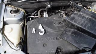 Кронштейны нижнего патрубка радиатор и трубы помпы на грантовской системе охлаждения
