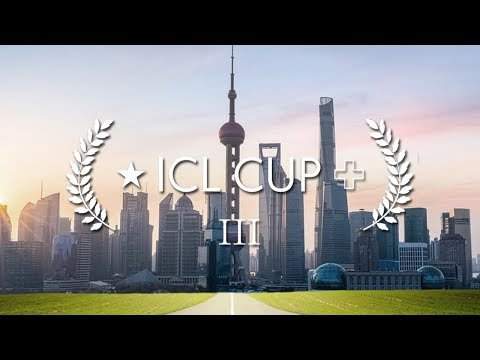 ICL CUP III - Summer immersion in China