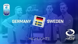 HIGHLIGHTS: Germany v Sweden - Men