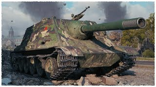 WZ-113G FT • CHINESE ZVEROBOY • WoT Gameplay