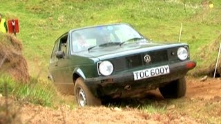 Taking On The Ilkley Trial...Again Fifth Gear смотреть