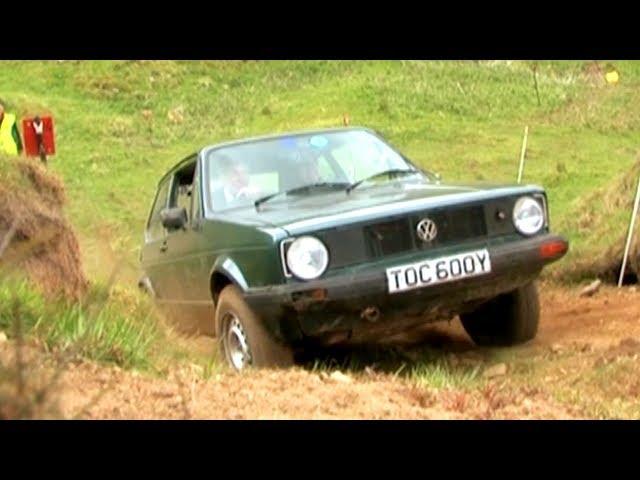 Taking On The Ilkley Trial - Fifth Gear