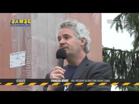 SAMSE Albertville : inauguration de la nouvelle agence