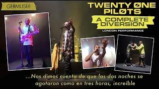 Baixar Twenty One Pilots - 'A Complete Diversion' / MEJORES MOMENTOS + JUMPSUIT (FULL LIVE)